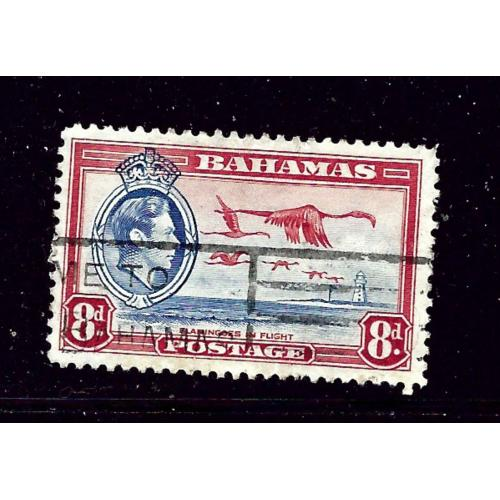 Bahamas 108 Used 1938 issue