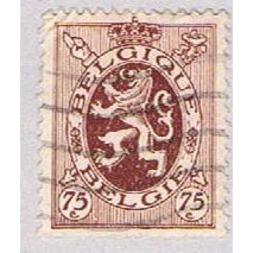 Belgium 211 Used Lion 1929 (BP38116)