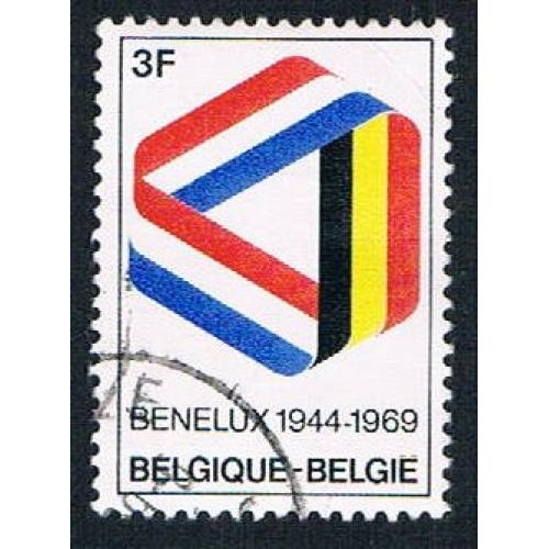 Belgium 723 Used Ribbon (BP16412)