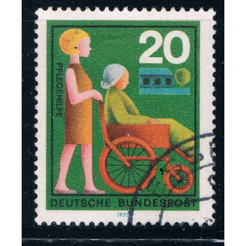 Germany 1024 Used Nurse (GI0311P82)