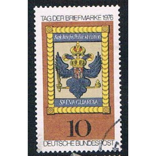 Germany 1224 Used Imperial Post Emblem (BP1965)