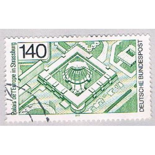 Germany 1229 Used Palais de 'Europe. (BP19515)