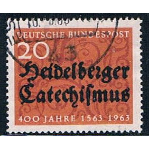 Germany 861 Used Heidelberg Catechism (GI0596P167)+