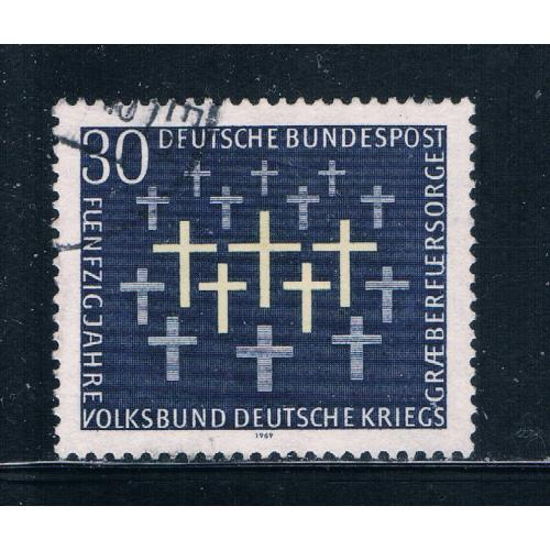 Germany 999 Used Crosses (GI0406P101)+
