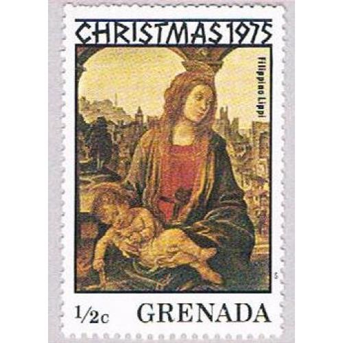 Grenada 684 MLH Painting Virgin and Child 1975 (BP35514)