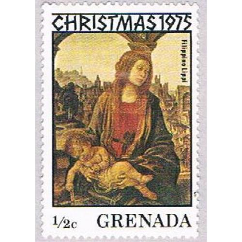 Grenada 684 MLH Painting Virgin and Child 1975 (BP35515)