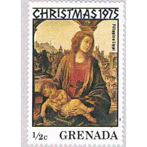 Grenada 684 MLH Painting Virgin and Child 1975 (BP35516)