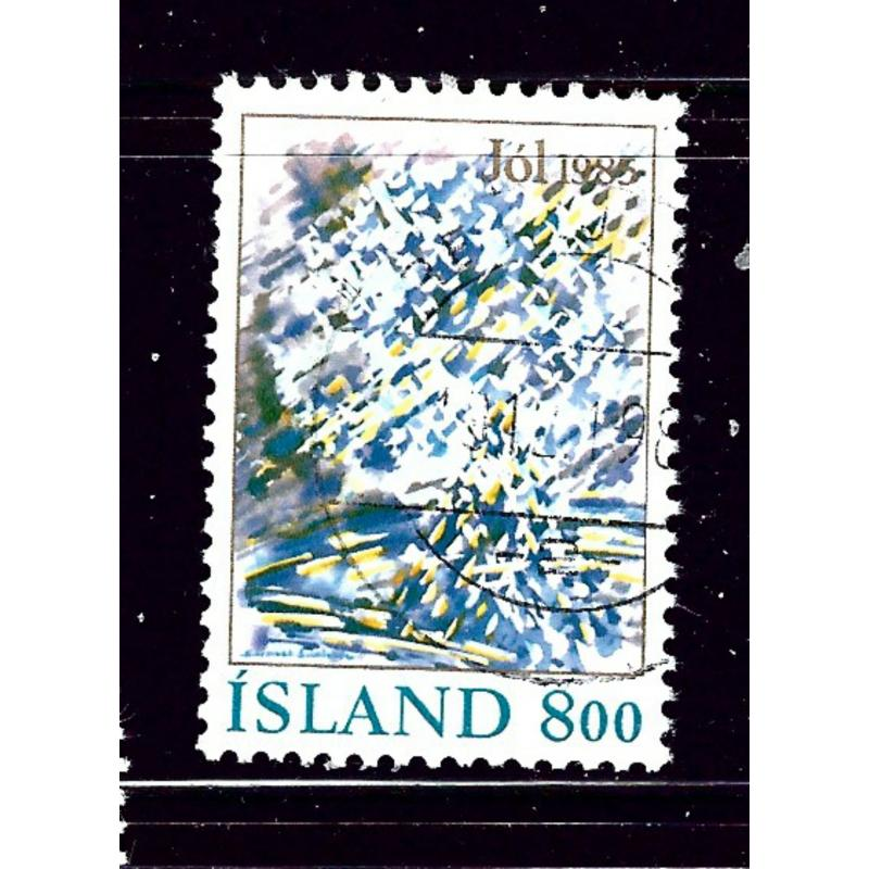 Iceland 616 Used 1985 issue