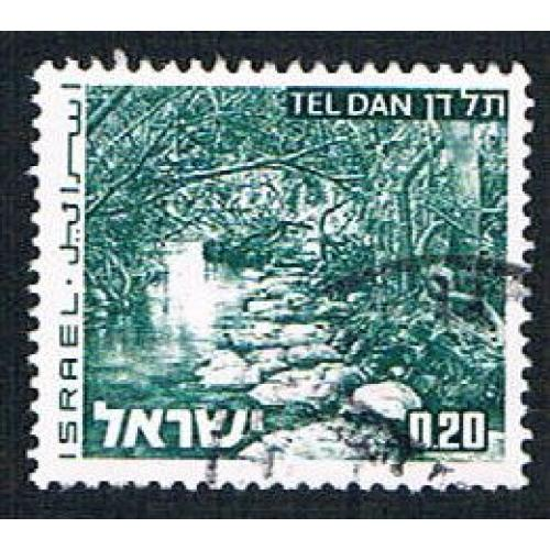Israel 464A Used Tel Dan (BP1276)