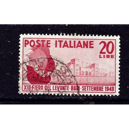 Italy 525 Used 1949 Issue
