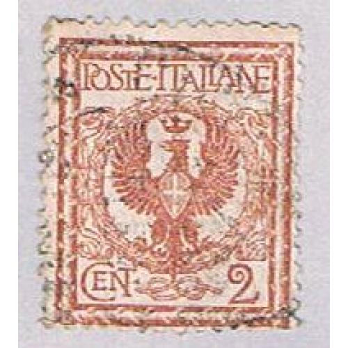 Italy 77 Used Coat of Arms 1901 (BP34914)