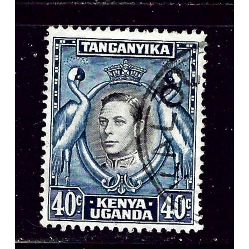 Kenya UT 78 Used 1952 issue