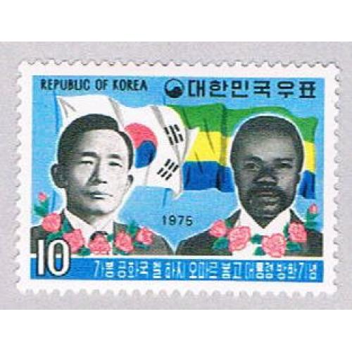 Korea 981 MLH Presidents 1975 CV 1.10 (BP34418)
