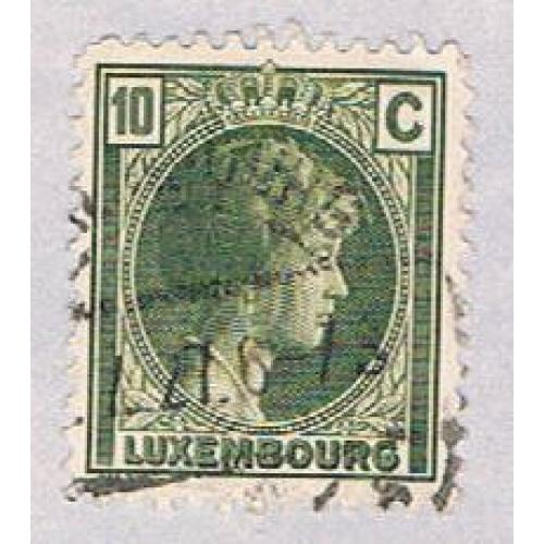 Luxembourg 160 Used Duchess Charlotte 1926 (BP2761)