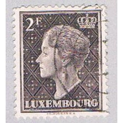 Luxembourg 257 Used Duchess Charlotte (BP23927)