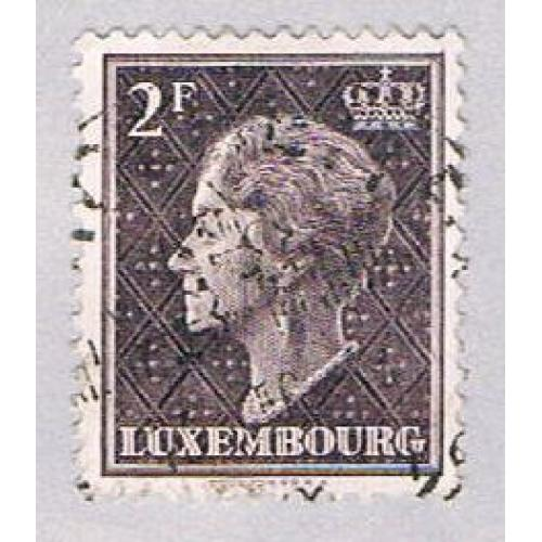 Luxembourg 287 Used Duchess Charlotte 1948 (BP2766)