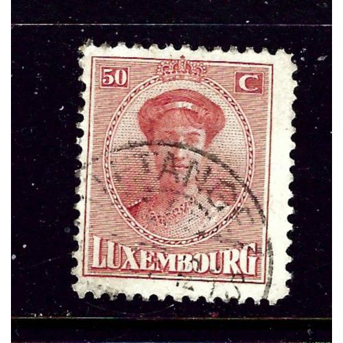 Luxemburg 145 Used 1924 issue