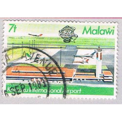 Malawi 419 Used Airport (BP2242)