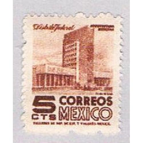 Mexico 857 MLH Modern Building (BP20314)