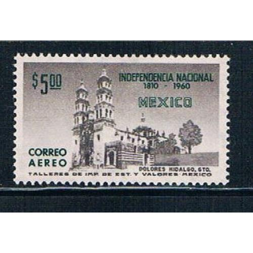 Mexico C252 MLH Dolores Church CV 6.00 (M0194)