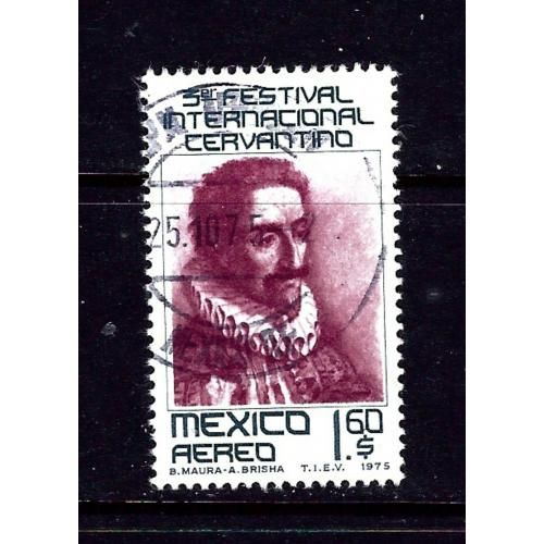 Mexico C460 Used 1975 issue
