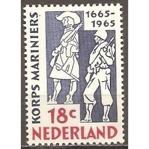Netherlands: Sc. no. 440 (1965) MNH Single