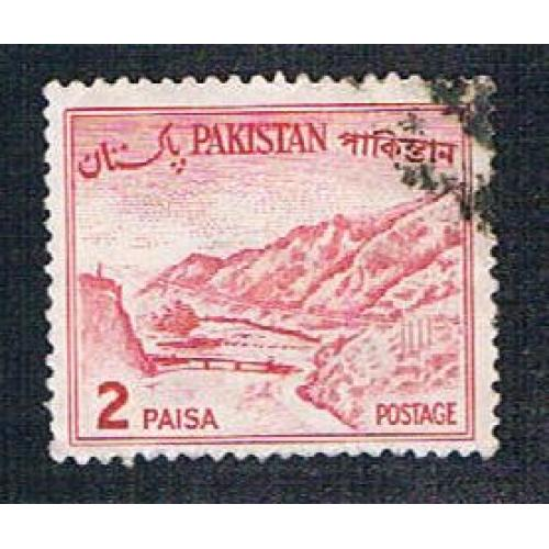 Pakistan 130b Used Khyber Pass (BP2928)