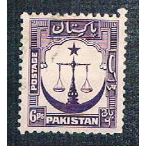 Pakistan 25 Used Scales (BP2415)