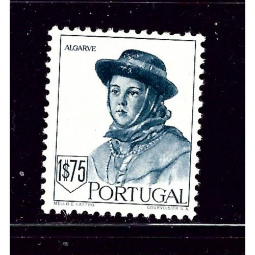 Portugal 680 MH 1947 issue