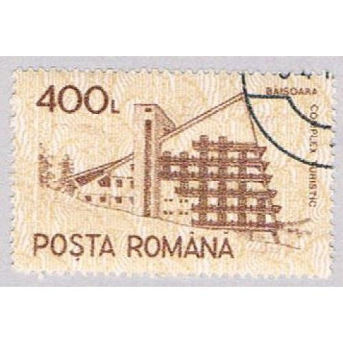 Romania 3683 Used Tourist Complex 1991 (BP28025)