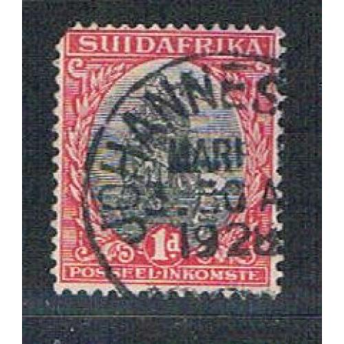 South Africa 24b Used Jan van Riebeeks Ship (S0640)