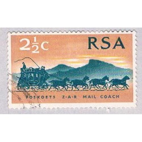 South Africa 357 Used Stagecoach 1969 (BP31911)
