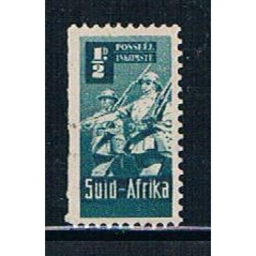South Africa 90b Used Infantry (S0453)