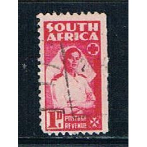 South Africa 91a Used Nurse (S0522)