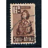 South Africa 92b Used Airman (S0528)