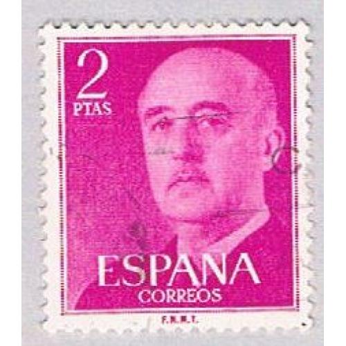 Spain 830 Used General Franco 1954 (BP24124)