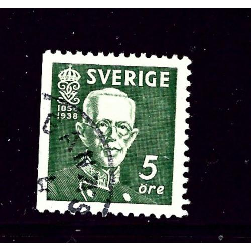 Sweden 278A Used 1938 issue