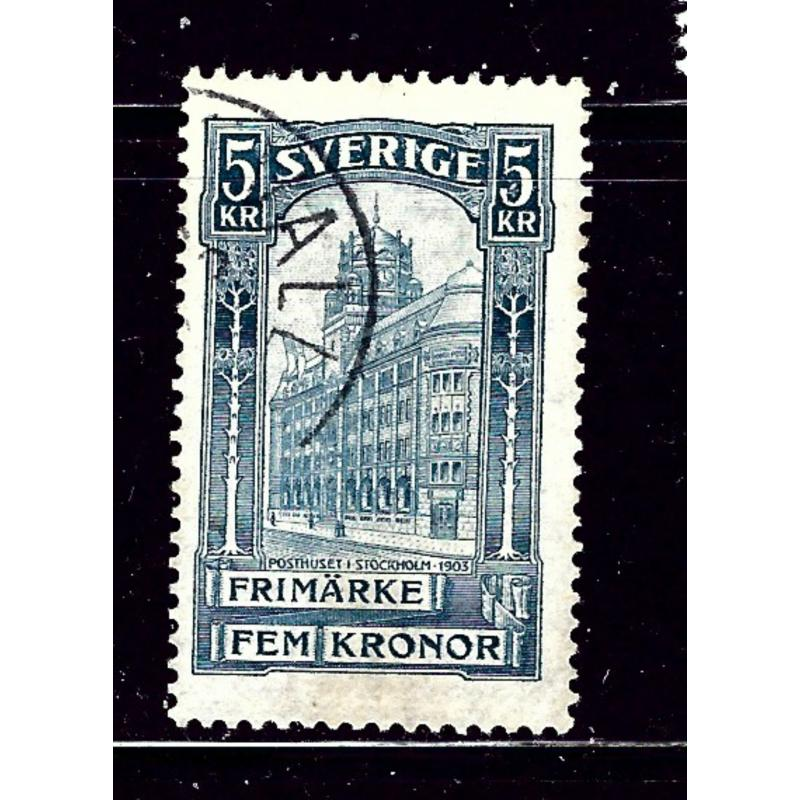 Sweden 66 Used 1903 Issue