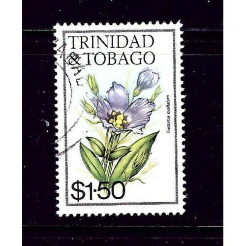Trinidad and Tobago 403 Used 1983 Flower