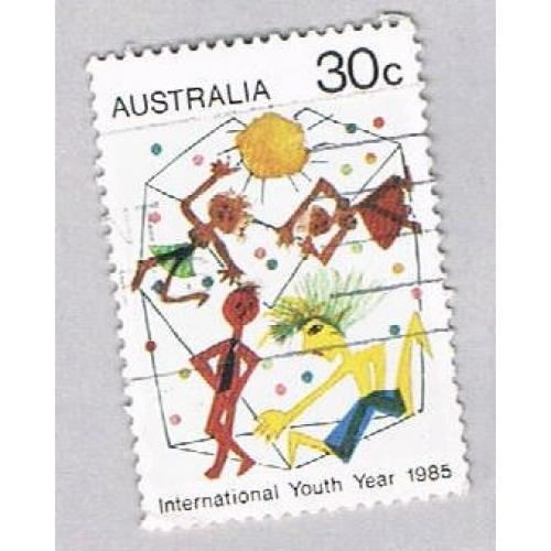 Australia 944 Used Youth Year 1985 (BP55207)