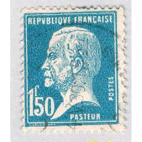 France 196 Used Louis Pasteur 2 1923 (BP57941)