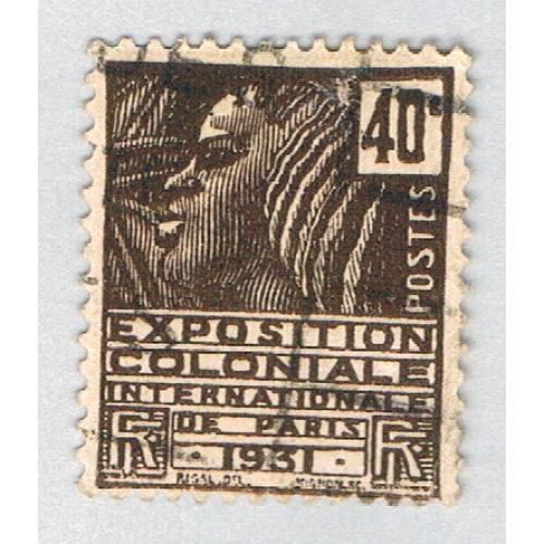 France 259 Used Fachi Woman 1930 (BP58017)