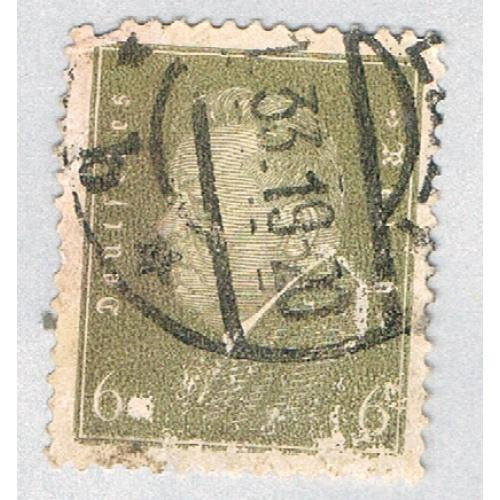 Germany 369 Used President Ebert 2 1928 (BP58227)
