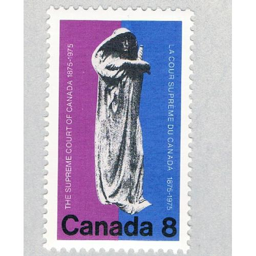 Canada 669 MNH Justice 1975 (BP59404)