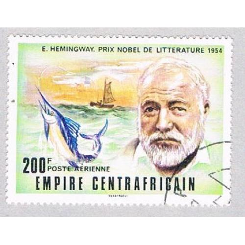 Central Africa C181 Used Hemingway 1977 (BP47811)