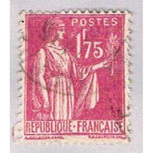 France 283 Used Peace Olive Branch 1932 (BP45329)