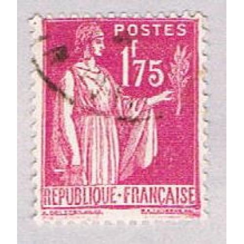 France 283 Used Peace Olive Branch 2 1932 (BP45331)