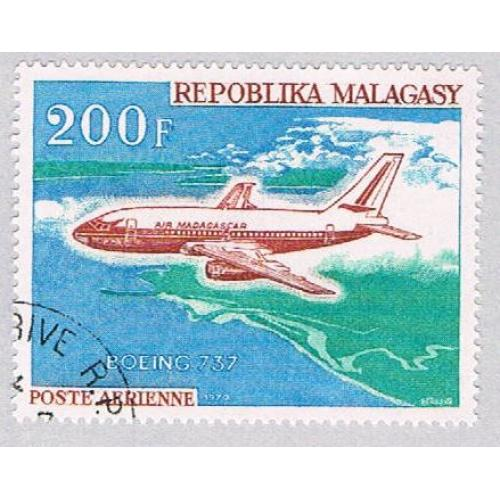 Malagasy C96 Used Jet Plane 1970 (BP44705)