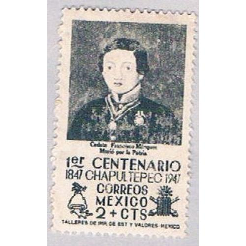Mexico 830 MLH Escrutia 1947 (BP49115)
