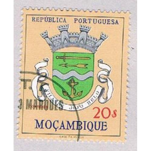 Mozambique 422 Used Arms 1961 (BP44307)